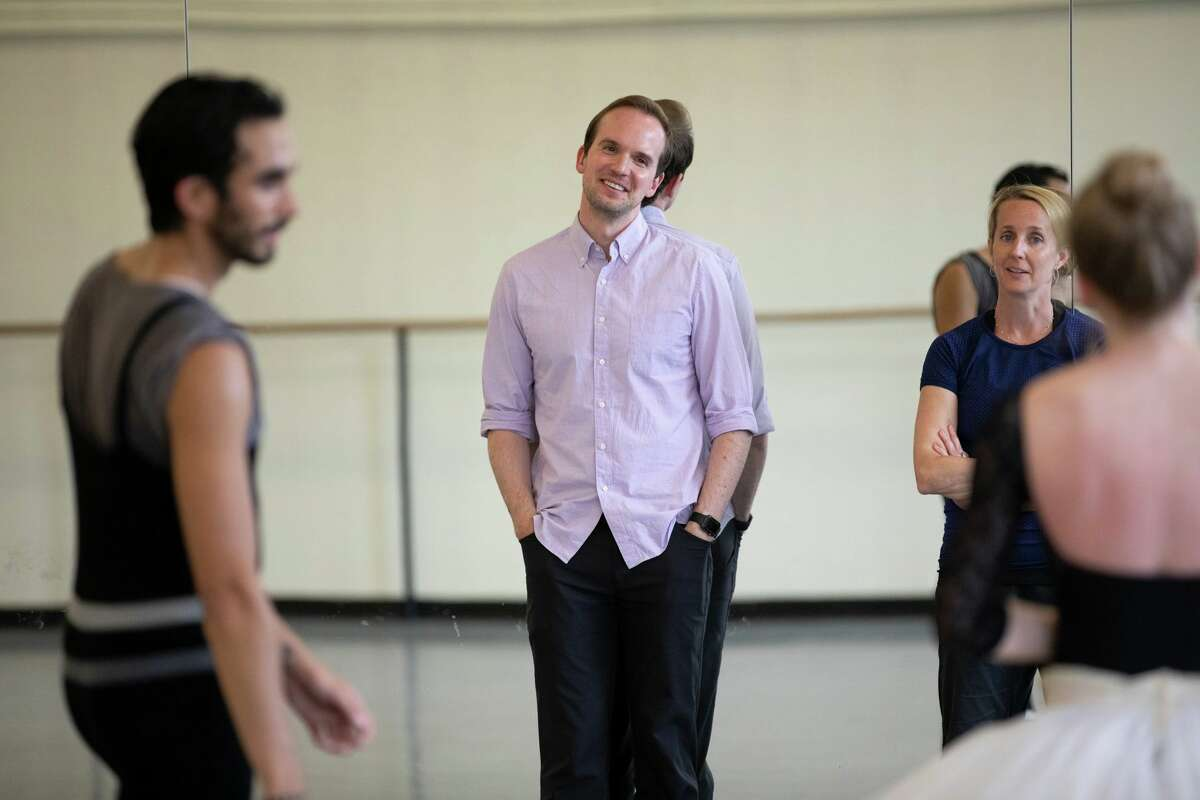 Jonathan Stafford, artistic director if New York City Ballet and the School of American Ballet. Photocredit: Erin Baiano