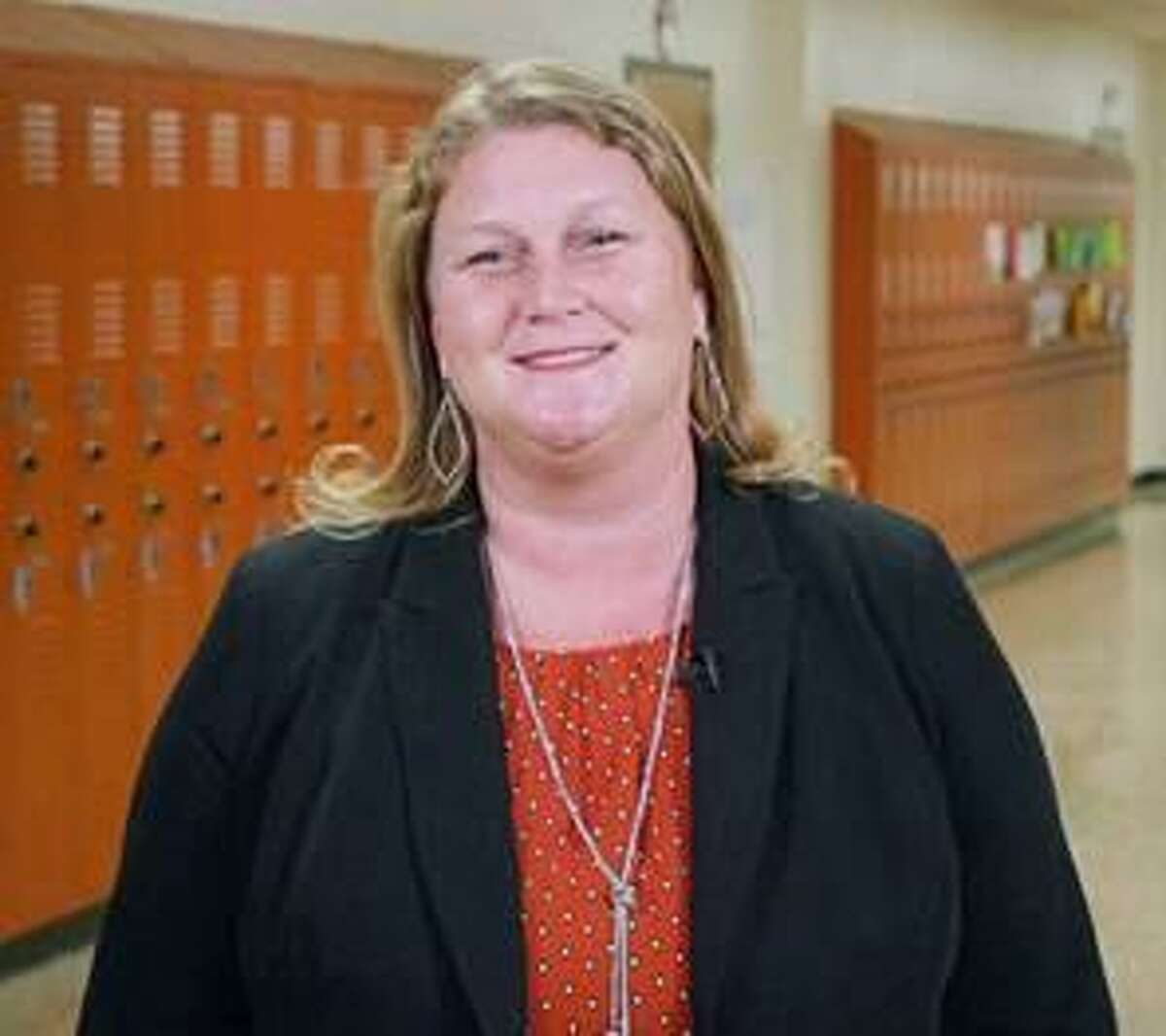 Gina Cobb has been named principal of Mayde Creek High School in Katy ISD.