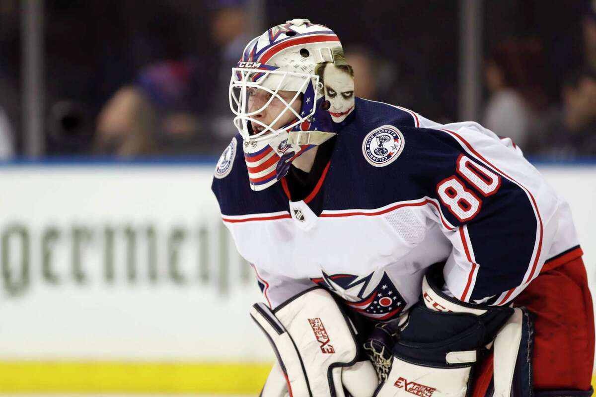 The Columbus Blue Jackets and Latvian Hockey Federation said Monday, July 5, 2021, that 24-year-old goaltender Matiss Kivlenieks has died. The team said in a statement Kivlenieks died from an apparent head injury in a fall after medical personnel arrived. It was not immediately clear what caused the fall or where he was at the time of the incident.
