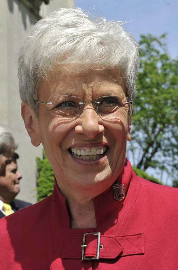 State Comptroller Nancy Wyman is a Democrat candidate for Lt. Governor. Photo: File Photo / The News-Times File Photo