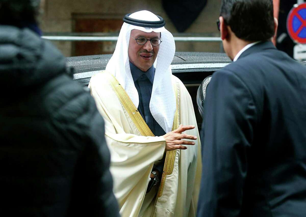 """""""Consensus building is an art,"""" Saudi Energy Minister Prince Abdulaziz bin Salman told reporters after the meeting. The deal is evidence of the strong bonds between members and shows """"OPEC+ is here to stay,"""" he said."""