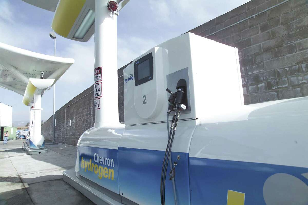 Chevron has teamed up with Toyota to develop hydrogen fueling stations and other infrastructure to support the development of hydrogen vehicles.