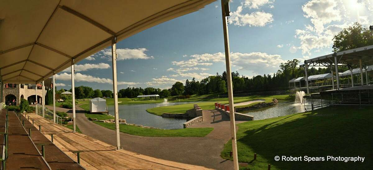 The Midland Country Club golf course is almost ready for the Dow Great Lakes Bay Invitational next week. (Robert Spears Photography)