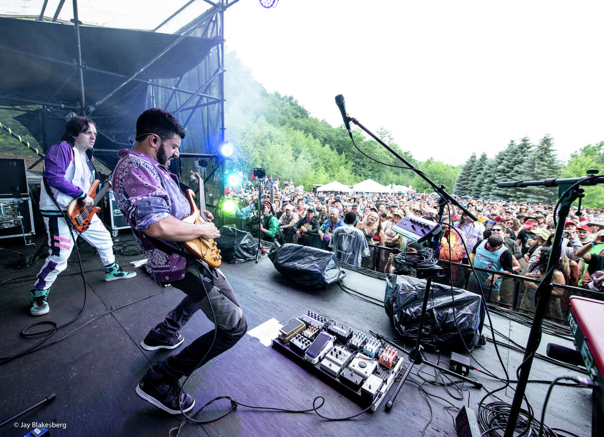 Eggy performs at Peach Music Festival on Thursday July 1, 2021. ©Jay Blakesberg