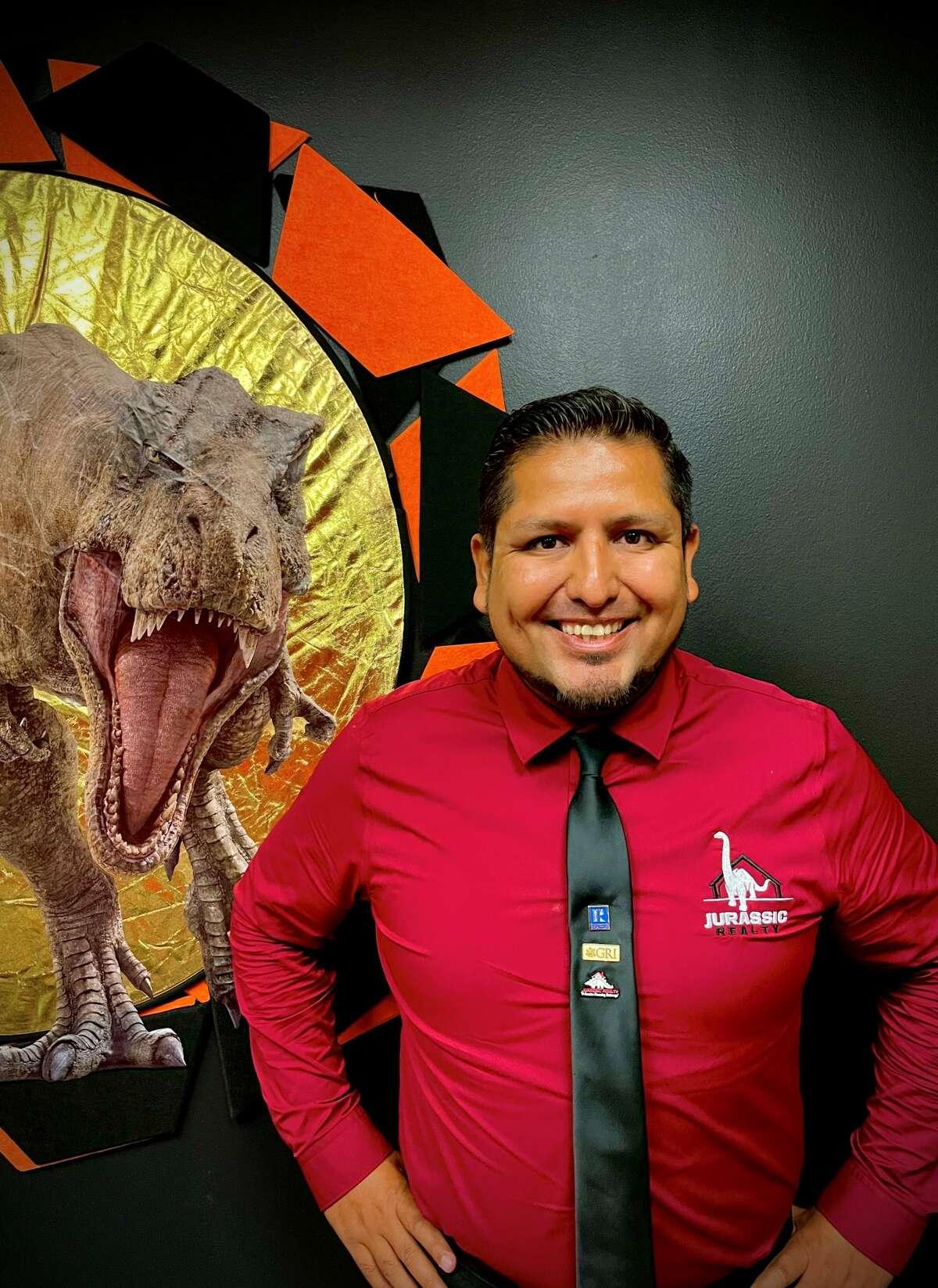 San Antonio broker Robert Gomez owns and operates Jurassic Realty.