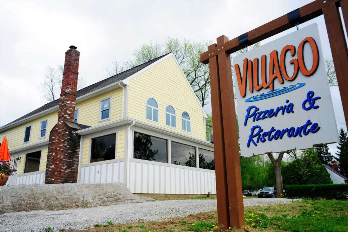 The former Villago Pizzeria & Ristorante, open for seven years on Ballston Lake until closing July 11, 2021, is becoming Finnigan's on the Lake. The new owners are Matt and Stephanie Finnigan, who ran Carney's Tavern, also in Ballston Lake, for eight years. (File photo.)