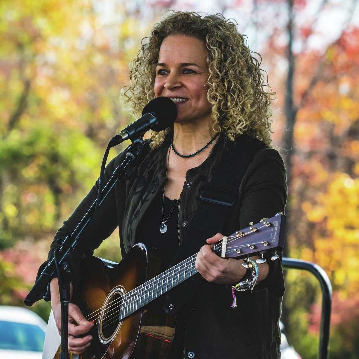 Lara Herscovitch at Black Bear Music Festival.