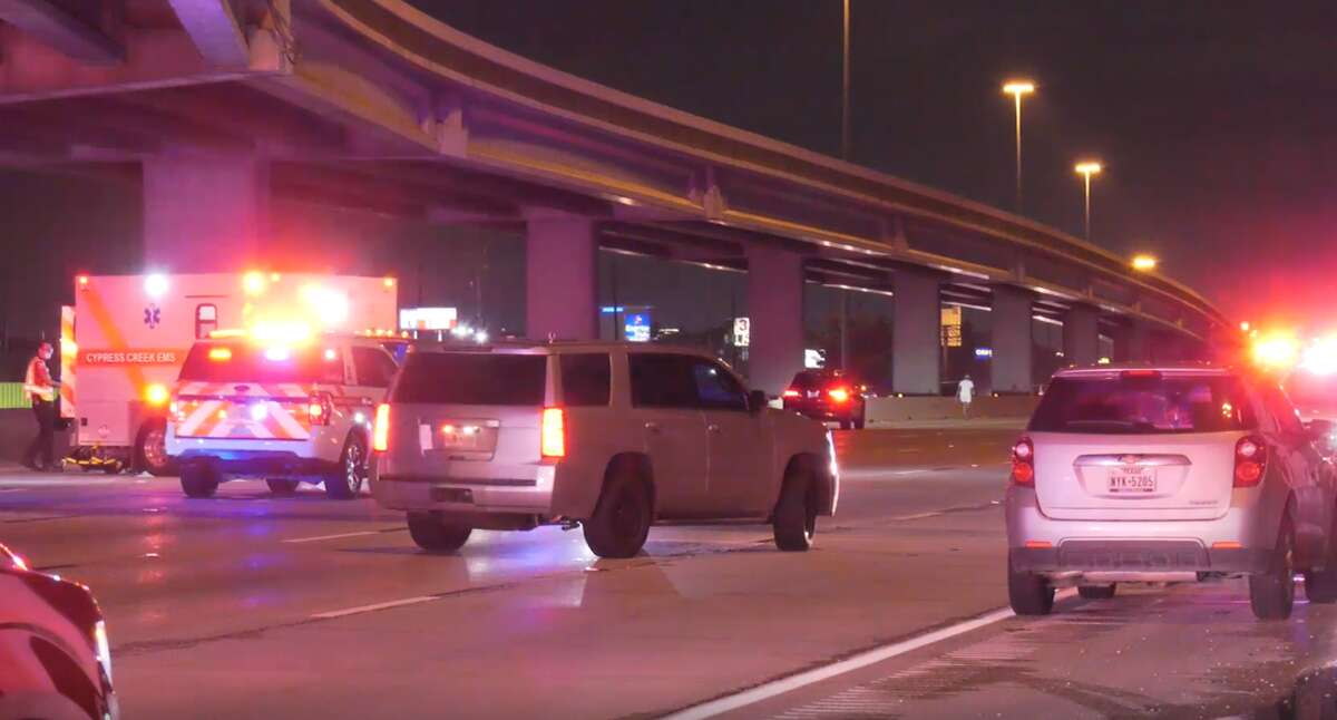 A teenage girl was killed Monday after jumping out of a moving car during a fight with her mother, according to Harris County Sheriff Ed Gonzalez.