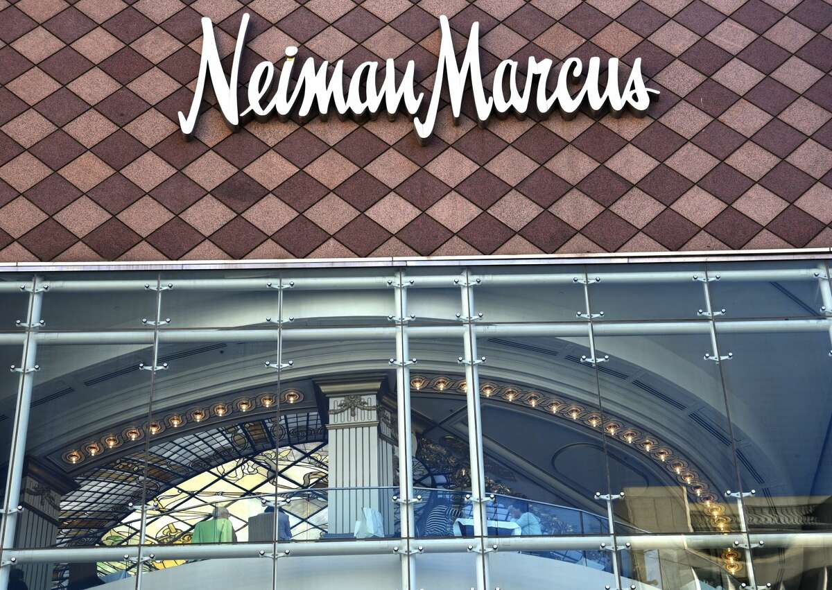 The Neiman Marcus department store in San Francisco is on Union Square.