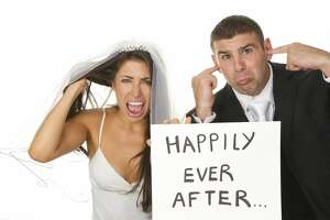 A couple if having issues even before getting married.