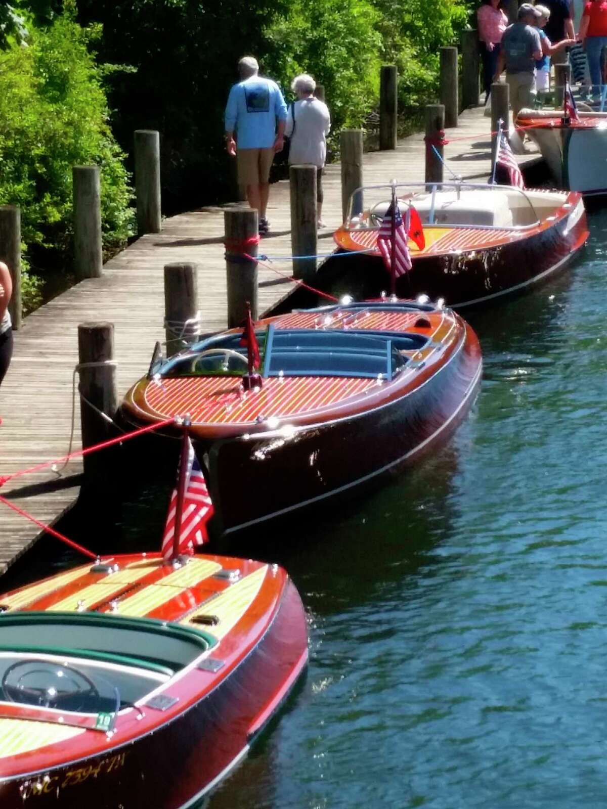 Boats on the Boardwalk will return this year in downtown Traverse City from 10 a.m. to 4 p.m., Aug. 7. (Submitted photo)
