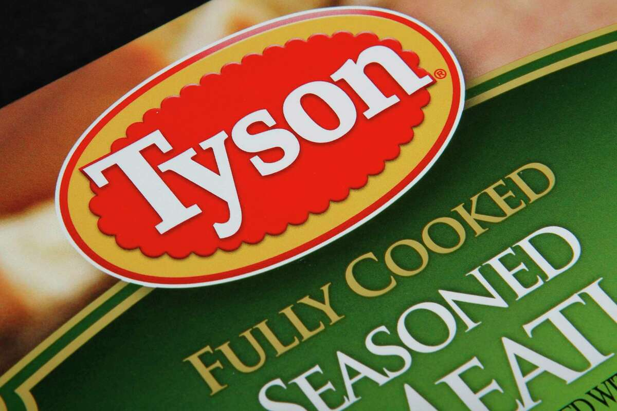 Tyson Foods Inc. is recalling some 8,492,832 pounds of ready-to-eat chicken products that may be contaminated, the U.S. Department of Agriculture's Food Safety and Inspection Service said Saturday in a news release.