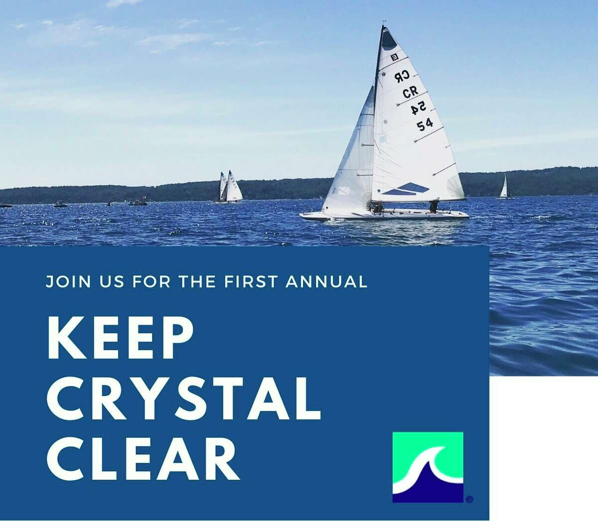 Keep Crystal Clear is the first event of its kind to raise money for the Crystal Lake and Watershed Association. (Courtesy Photo)