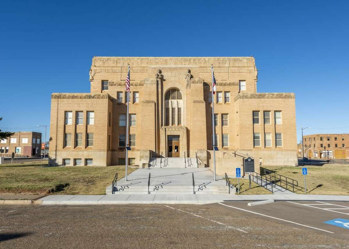 #50. Cottle County, TX - New cases per 100k in the past week: 358 (5 new cases, +25% change from previous week) - Cumulative cases per 100k: 16,166 (226 total cases) --- 12.6% more cases per 100k residents than Texas - Cumulative deaths per 100k: 644 (9 total deaths) --- 175.2% more deaths per 100k residents than Texas - Population that is fully vaccinated: not available