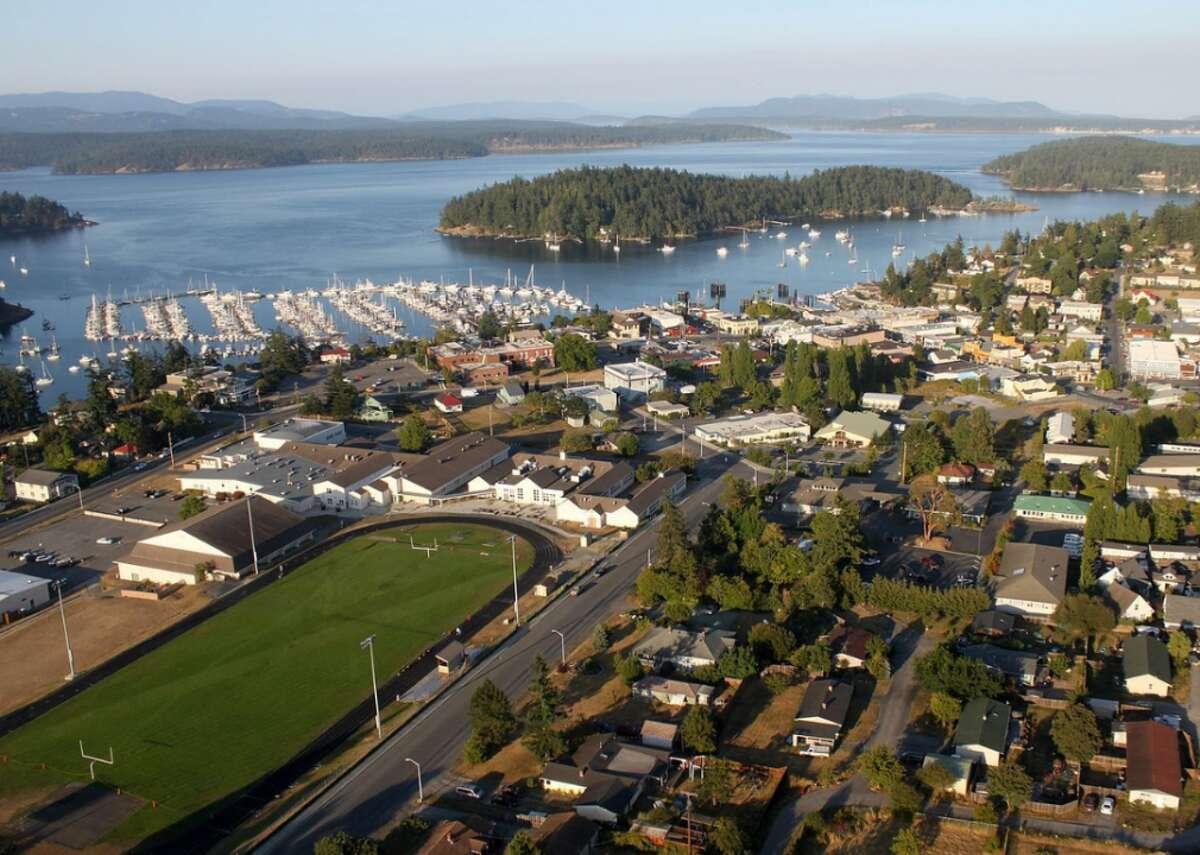 #29. San Juan County - 2010 to 2019 population change: +1,237 --- #923 among all counties nationwide - 2010 to 2019 percent population change: +8.0% --- #18 among counties in Washington, #539 among all counties nationwide - 2019 population: 16,788 --- #32 largest county in Washington, #1,993 largest county nationwide