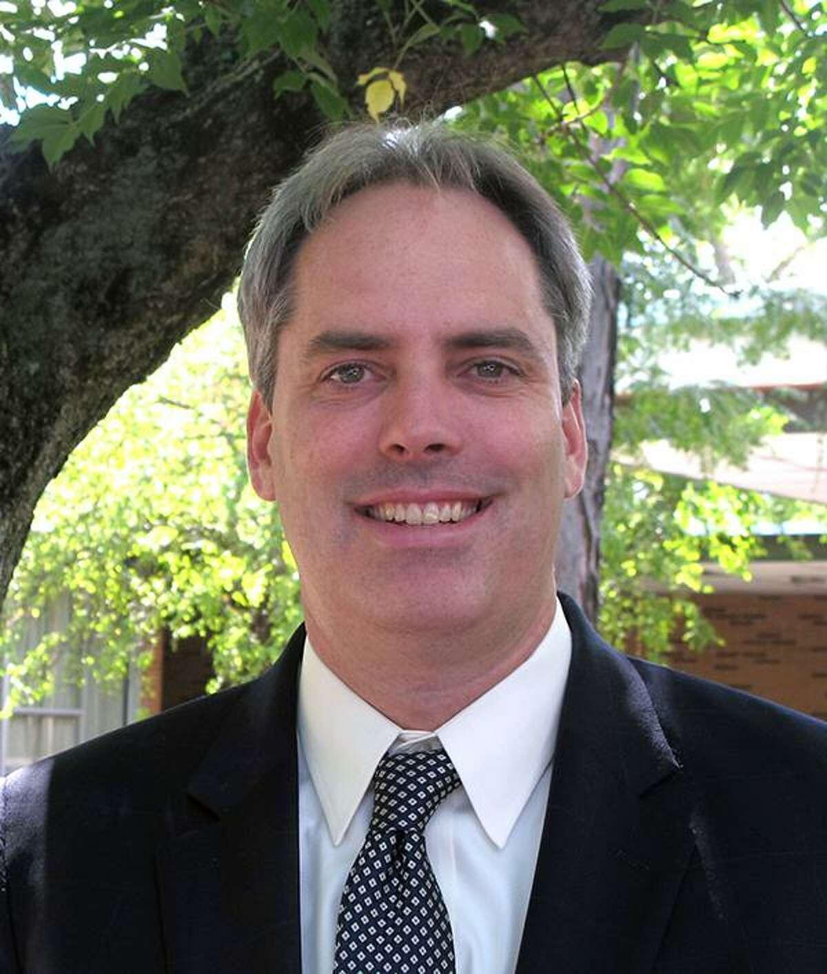 Madison Superintendent of Schools Craig Cooke