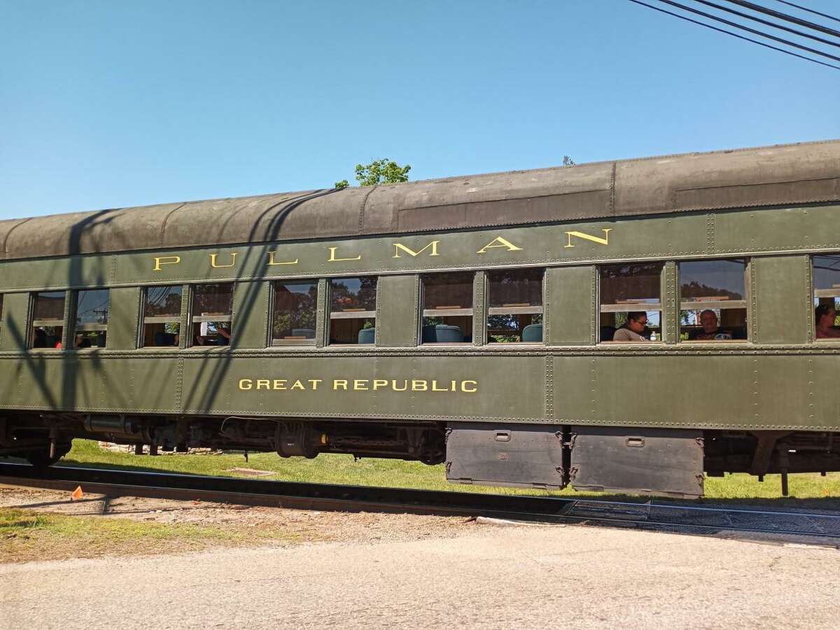 The Essex Steam Train is running more often during the summer.