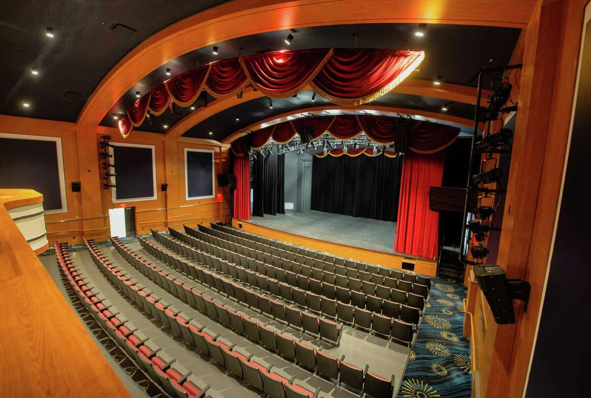 The Sacred Heart University Community Theatre reopens after a decade long hiatus.