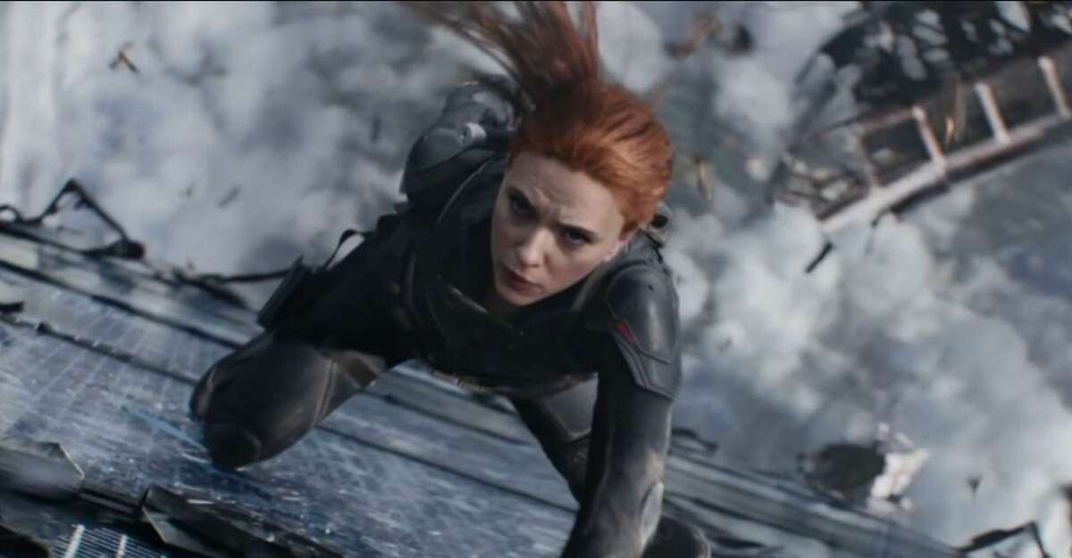 """After eight times playing Natalia/Natasha Romanoff, AKA """"Black Widow,"""" Scarlett Johansson might just be getting the hang of it. But was it worth it?"""