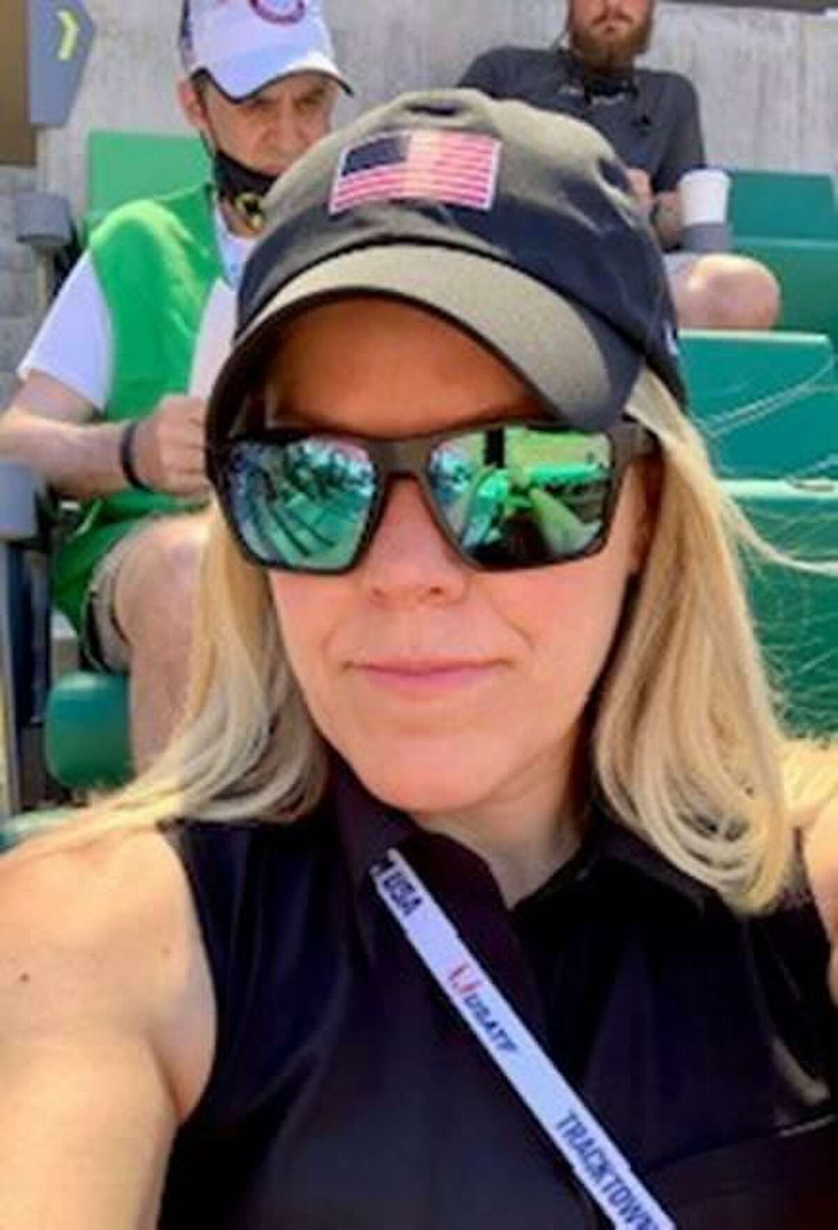 Megan Watson, an assistant principal at Spring Branch Middle School, will serve as the Olympic Women's Distance Coach for Team USA Track and Field for the upcoming Tokyo Olympics