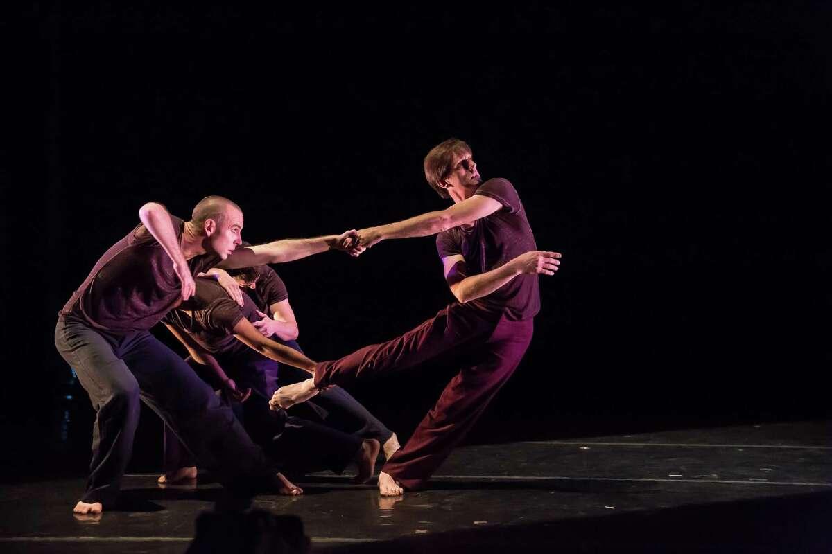 """""""Sean Dorsey Dance 2014 - The Missing Generation 1"""" Sean Dorsey Dance 2.8 MB JPG Photo by: Kegan Marling l-r: Nol Simonse, Juan de la Rosa, Sean Dorsey, Brian Fisher"""