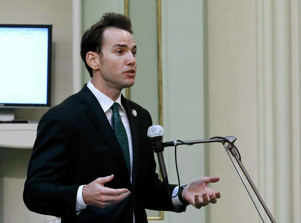 Assemblyman Kevin Kiley, R-Rocklin (Placer County), is joining the field of candidates challenging Gov. Gavin Newsom.