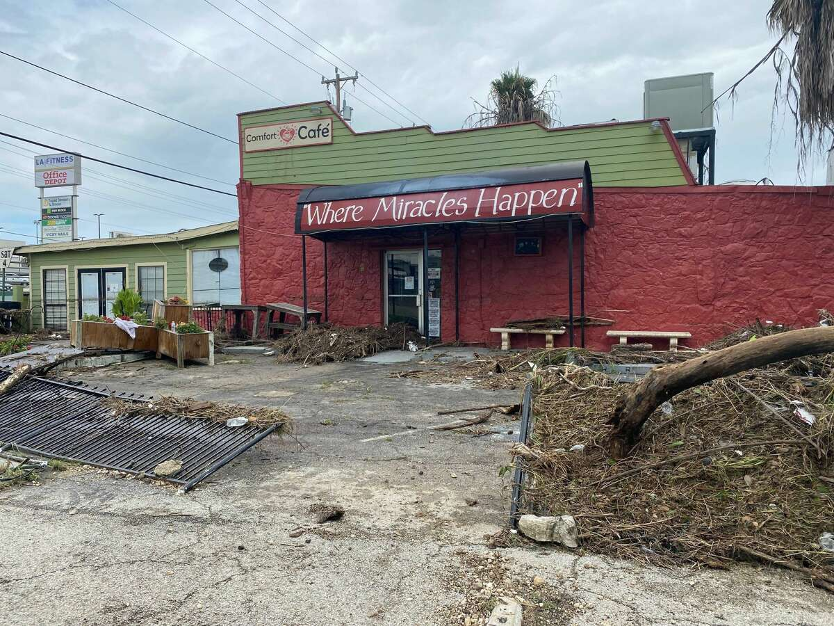 Comfort Cafe, a nationally lauded local brunch spot, was forced to close Tuesday following flooding.