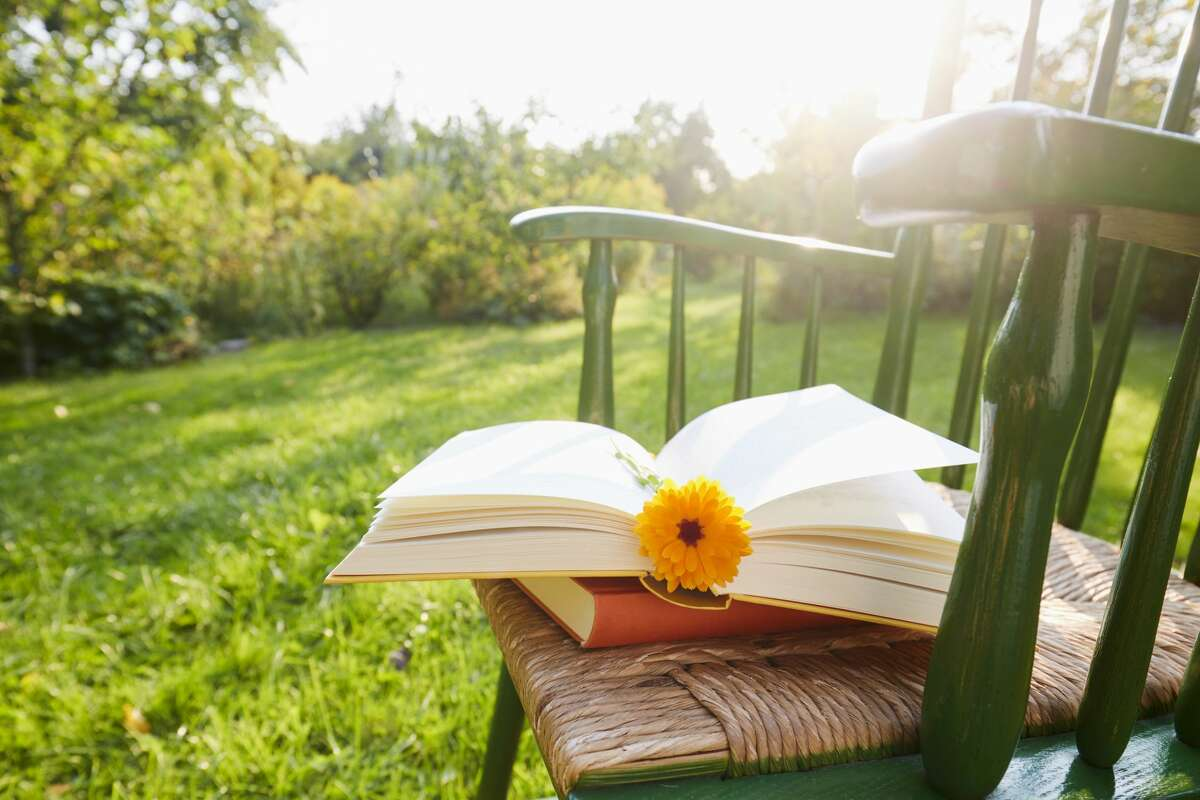 Embracing summer means embracing reading.