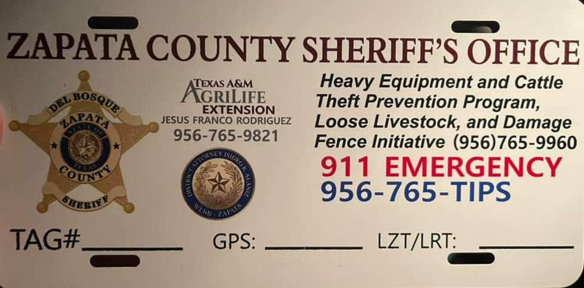 Una placa con información relevante sobre la propiedad será otorgada a las propietarios