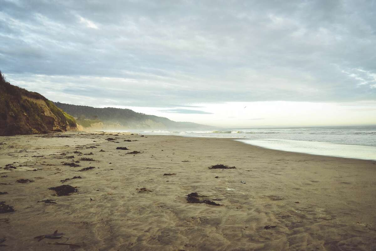A body was found at Pescadero State Beach by a person visiting the beach July 4, 2021, according to the San Mateo County Sheriff's Office.