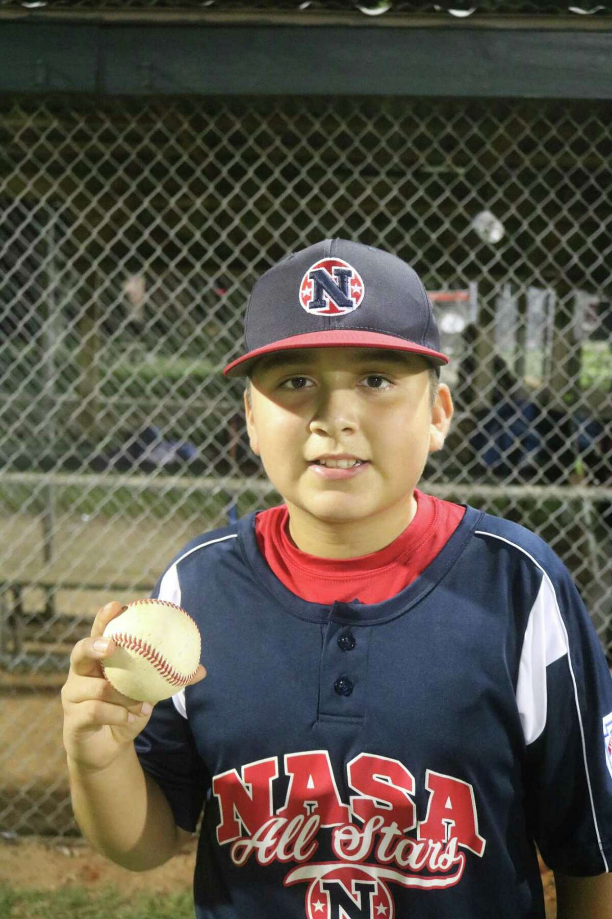 Noah Saucedo clouted a two-run homer during the team's final at-bat, helping the team open the Section 3 Tournament with a victory.
