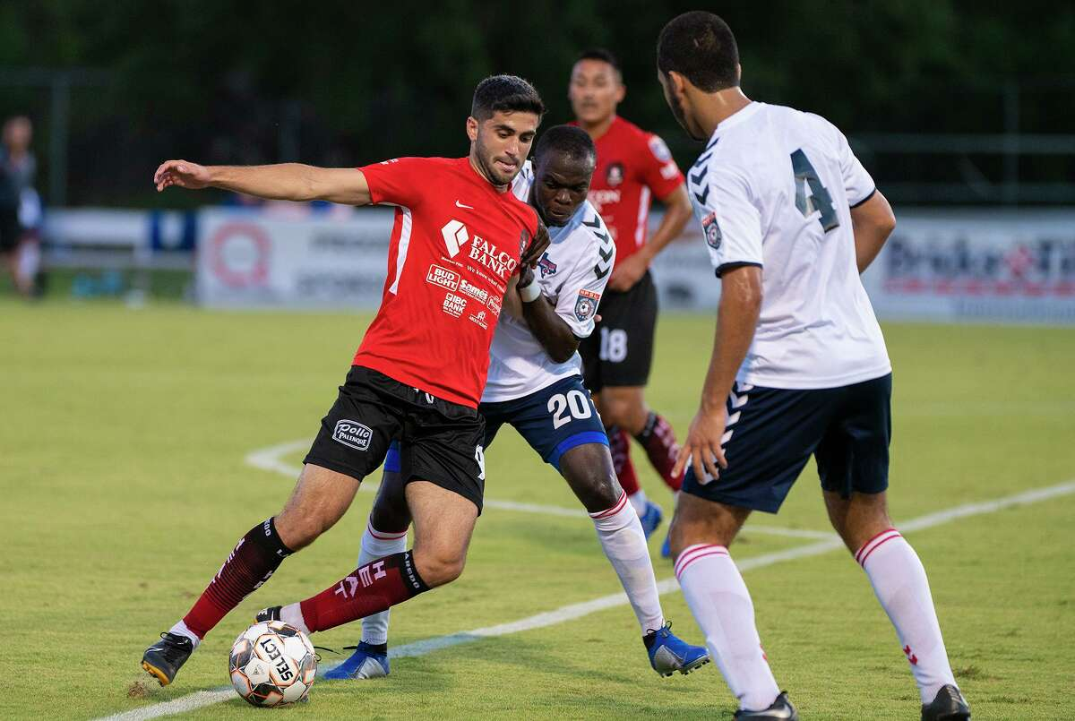 Forward Nadav Datner is a finalist for the National Premier Soccer League Team of the Month after recording four goals and three assists to help the Laredo Heat SC finish 5-0-1 in June.