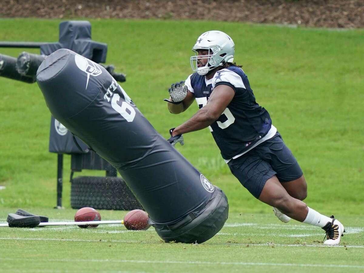 Despite drafting Osa Odighizuwa this year, the Cowboys still could use an upgrade at defensive tackle.