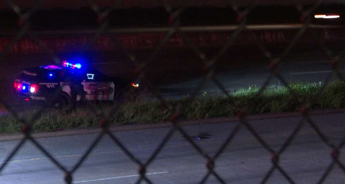 Police investigating a Tuesday night shooting in which a teenager was fatally shot near downtown Houston.