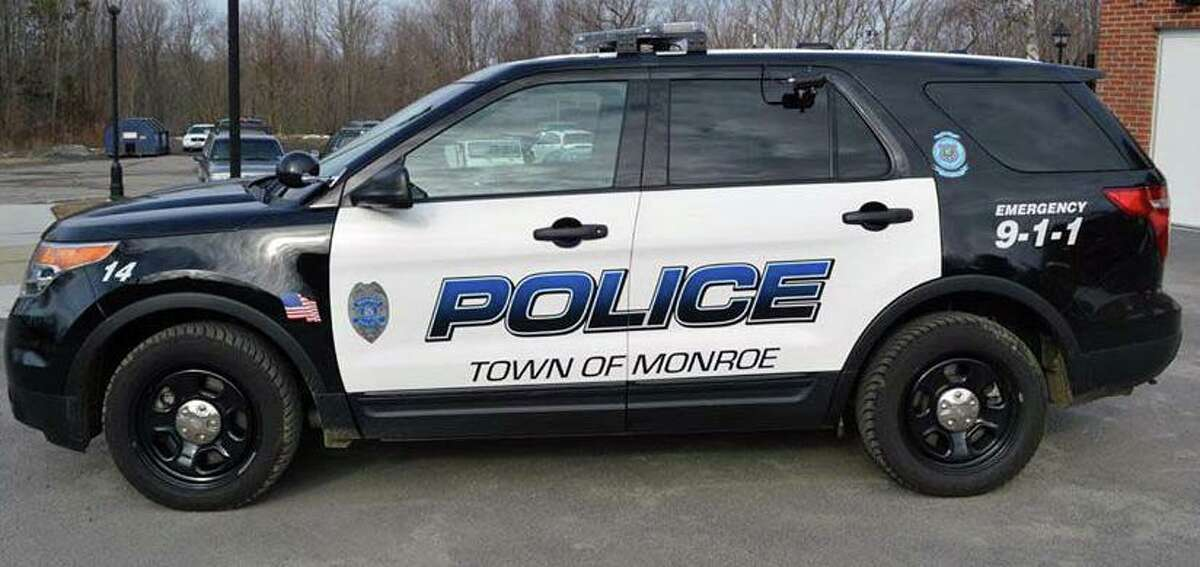 A Newtown man was charged after allegedly showing a gun during a road rage incident in Monroe, Conn., on Tuesday, July 6, 2021.