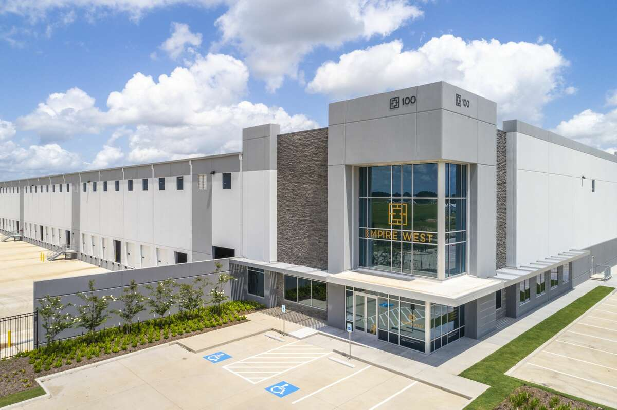 Stream Realty Partners has completed the first phase of the Empire West Business Park in Brookshire.