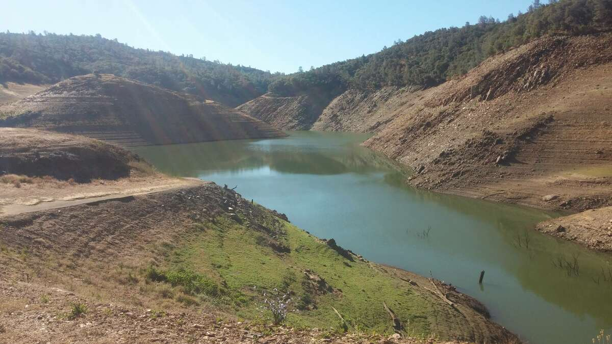 File photo of Lake Oroville.