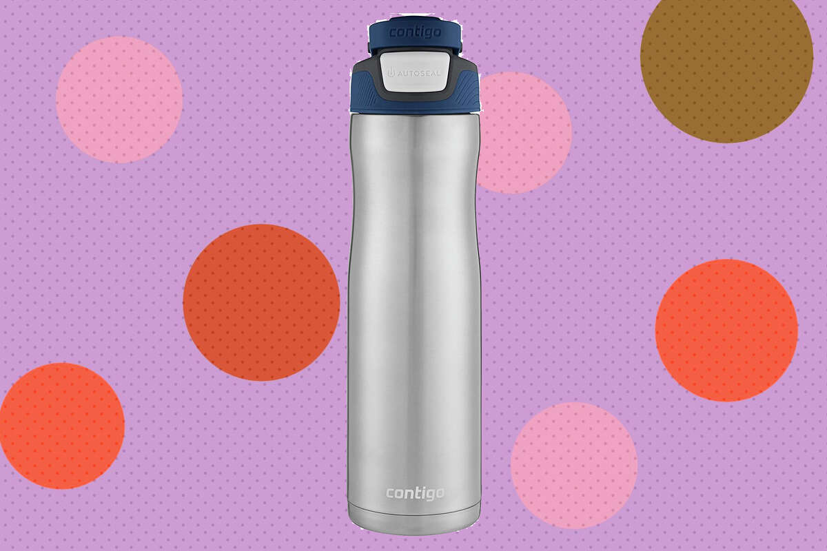 Contigo autoseal cannister with lid for $12.80