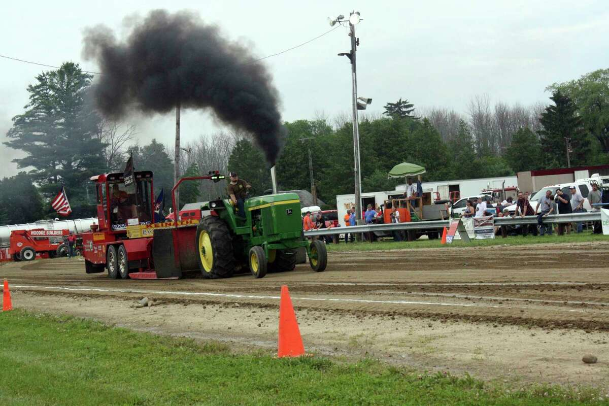 The four day Ubly Homecoming event offers something for all ages, with kids activities, a car show, tractor pull and much more. (Tribune File Photo)