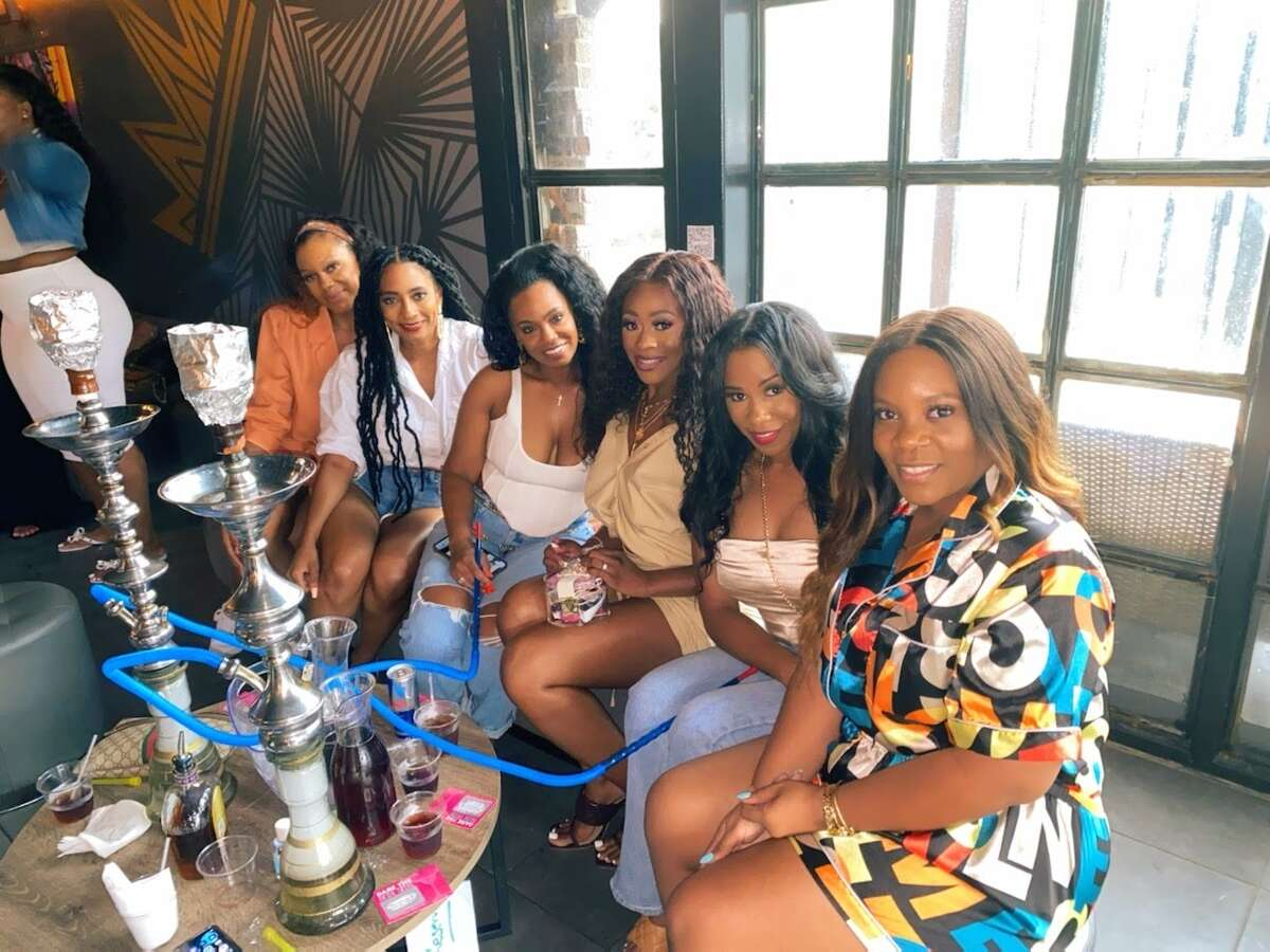 """Bride-to-be Karlissea Hives, 31, and her friends wanted to have one """"last fling before the ring"""" with a girls trip to Houston over the weekend. After going out on Saturday, July 3, they returned to their Airbnb to find all of their belongings missing."""