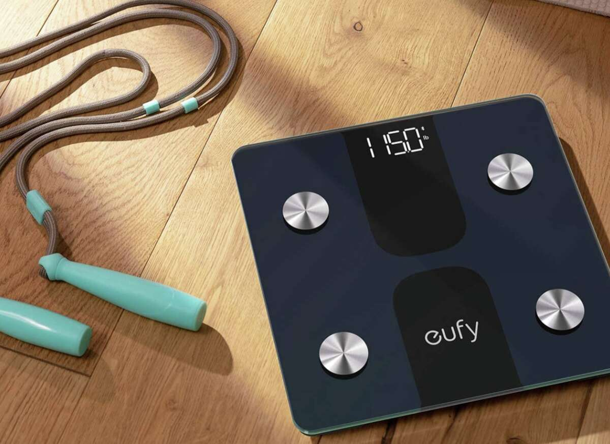 eufy Smart Scale C1, $17.80 at Amazon when you clip the on-page 30% off coupon and use promo code EUFYSCALE at checkout.