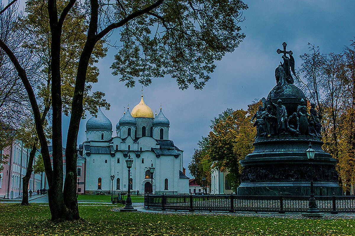 Novgorod is one of the oldest Russian cities, built in A.D. 859. It is where Blackburn College graduate Pete Hughes has spear-headed a mission to help those addicted to alcohol.