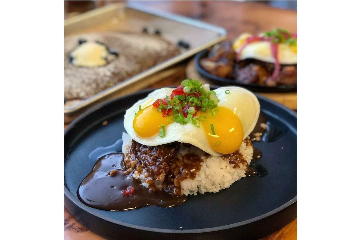 Morning Wood's popular loco moco will also be served at Diamond Head General Store in San Bruno.