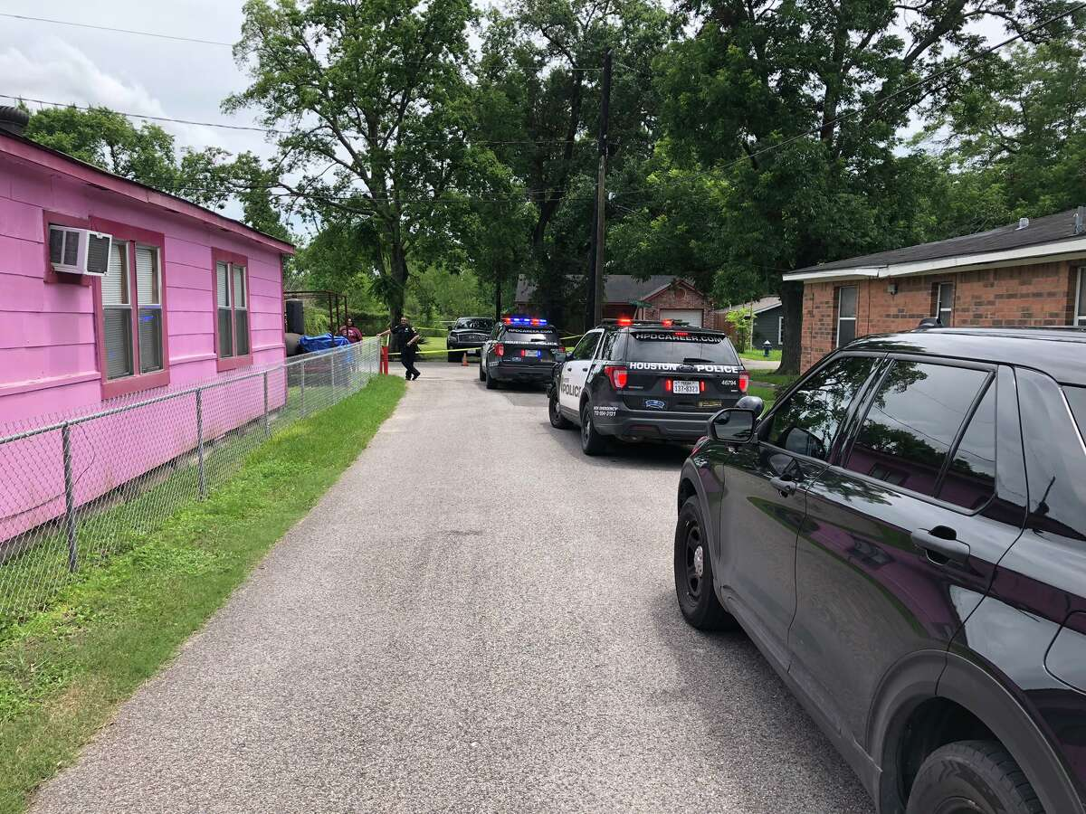 Police investigating a fatal shooting Wednesday, July 7, on the 3200 block of Wayne Street in Houston's Greater Fifth Ward.
