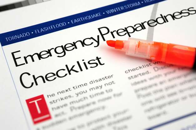 Make a plan Prepare yourself and your family ahead of a storm by having an established plan in place. Make a list of emergency phone numbers and put them into your phone. Know where the nearest storm shelter is and be aware of the different routes to the shelter should a path be blocked due to the storm. Read more about making a plan.  Photo: Teekid/Getty Images / teekid