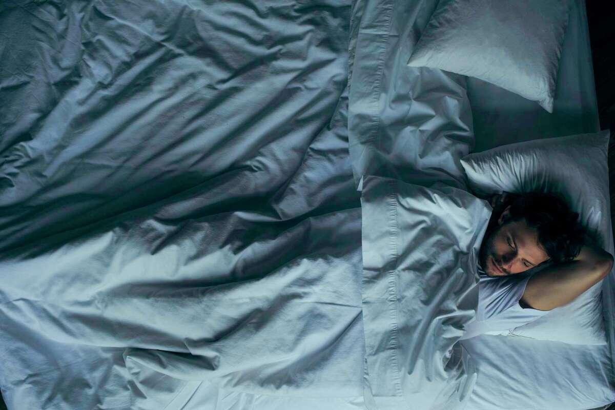 Yoga breathing can help you sleep.
