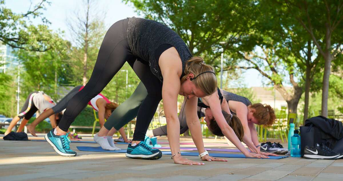 Body Barre at Levy Park