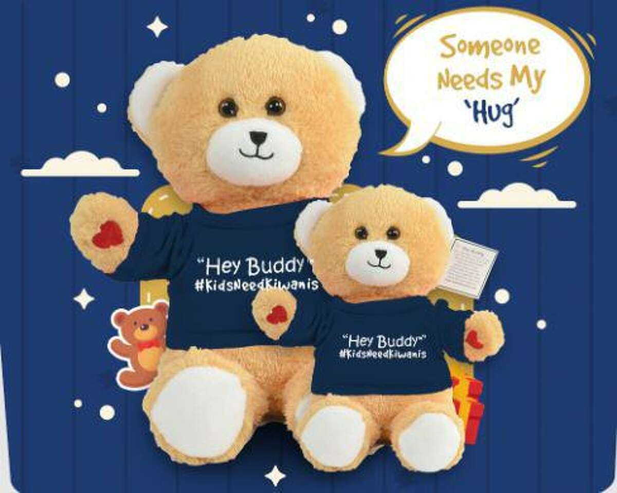 A local charity and service group is hoping a small gesture of a teddy bear brings smiles and hope to hospitalized children and others facing hardships in the region. Officials with The Kiwanis Club of The Woodlands are ramping up efforts for the program, called the Brothers's Love Bear Project, which was founded in 2012.