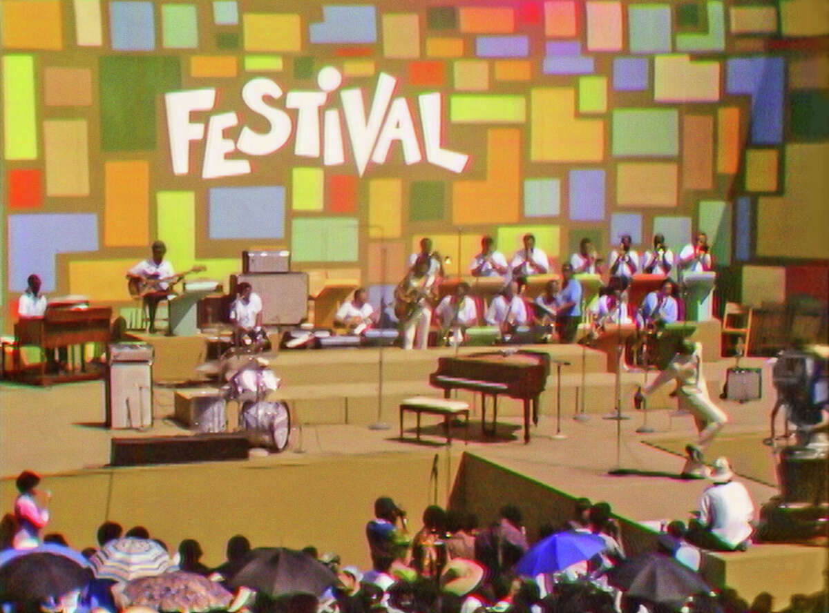"""Harlem Cultural Festival is documented in new film """"The summer of the soul."""""""