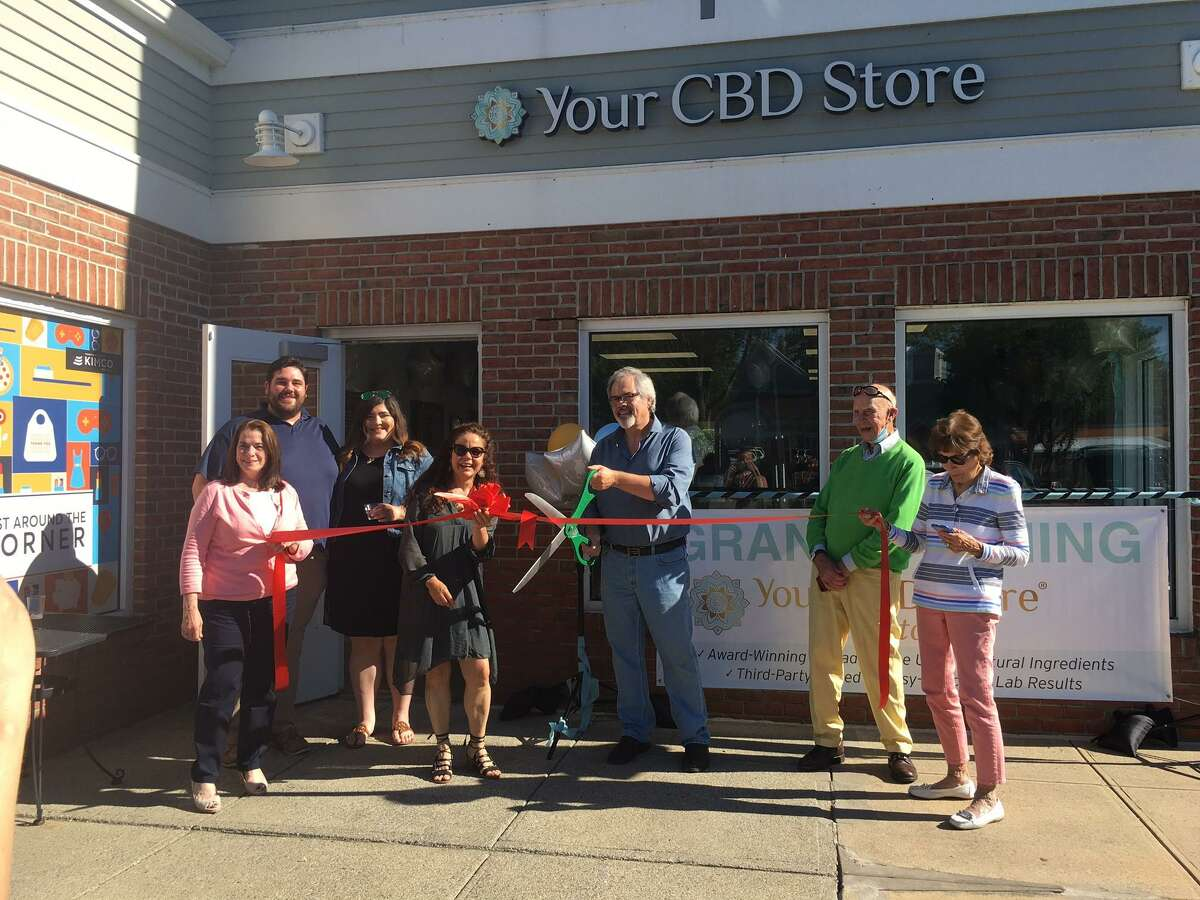 The return of the first Wilton Sidewalk Sale in two years will present an opportunity for new businesses, like YourCBD store in Wilton Center, to introduce their goods and services to new and existing town residents.